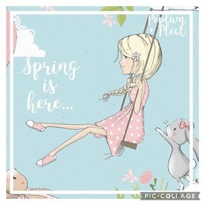 Spring is here! 💕🐝🌸☀️